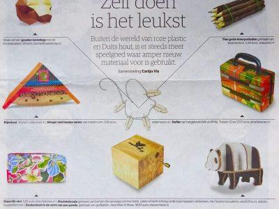 オルゴールNRC Handelsblad