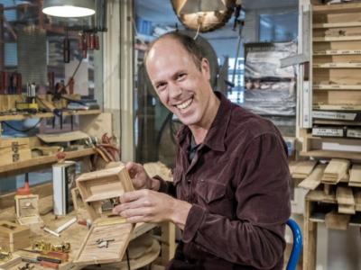 Music box maker Utrecht