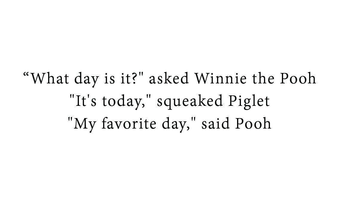 9. Winnie the Pooh