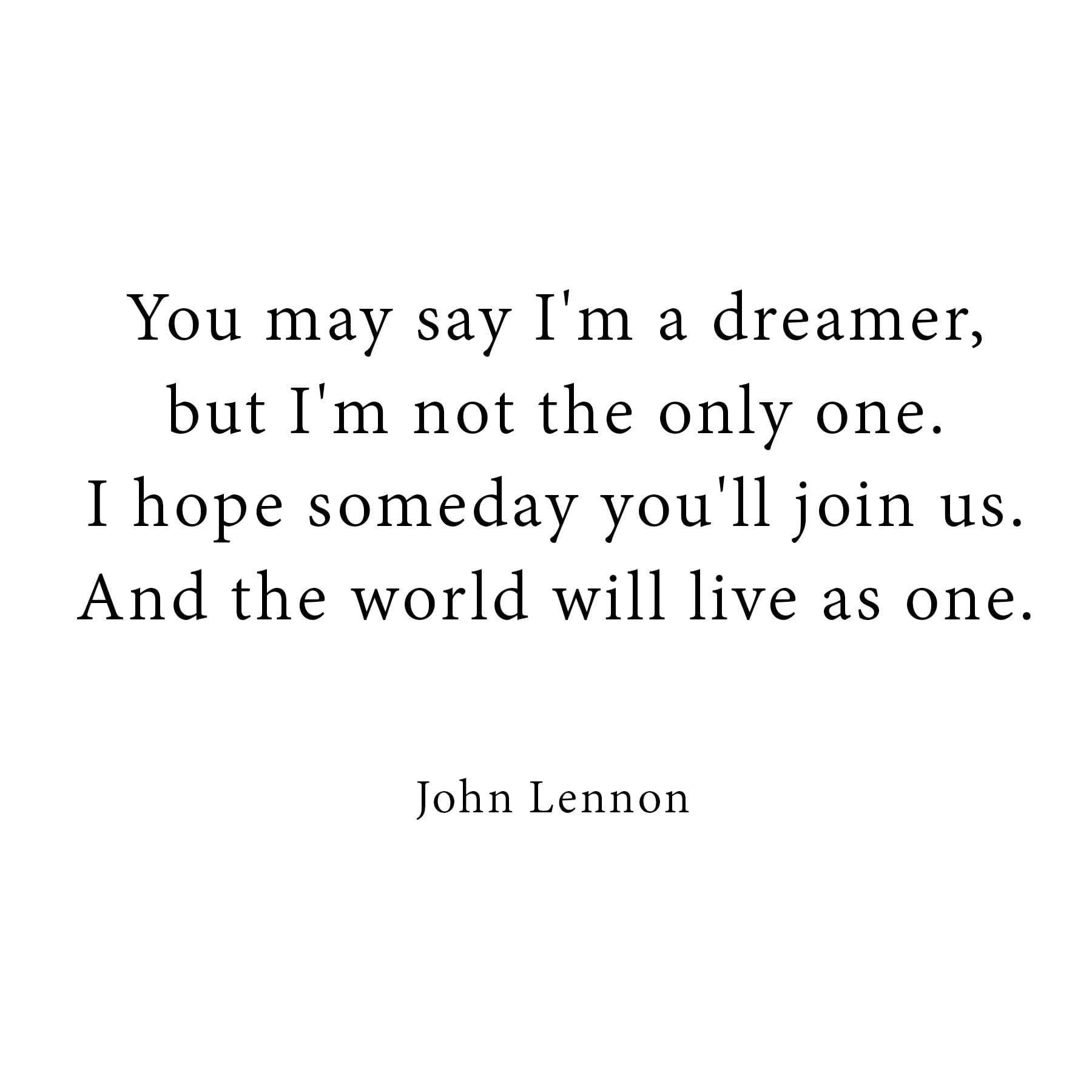 12. John Lennon