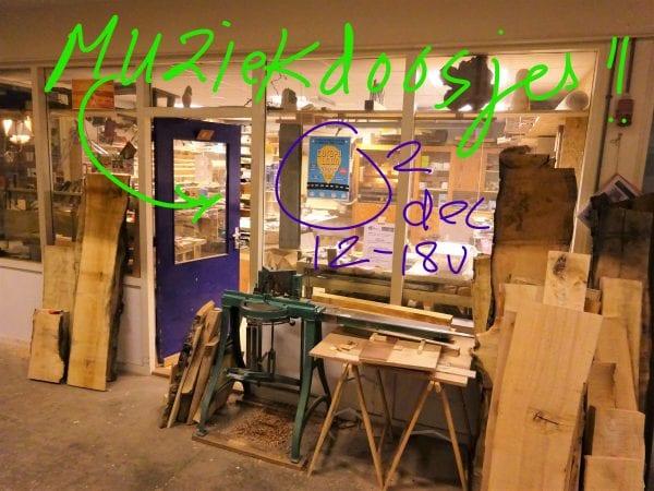 open atelier Utrecht