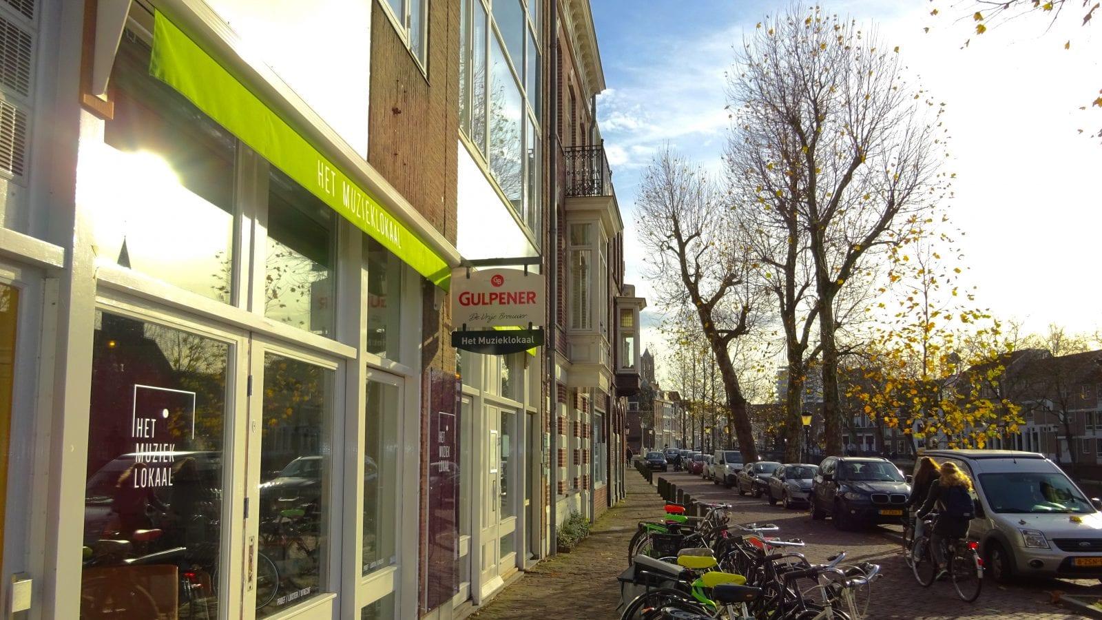 Het Muzieklokaal in Utrecht