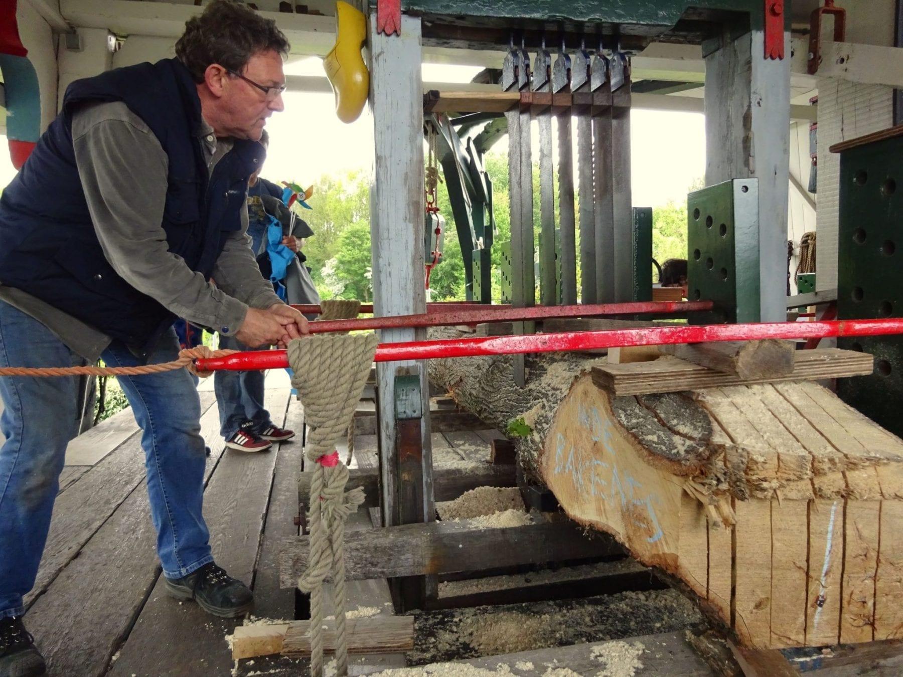 Sawmill De Eenhoorn