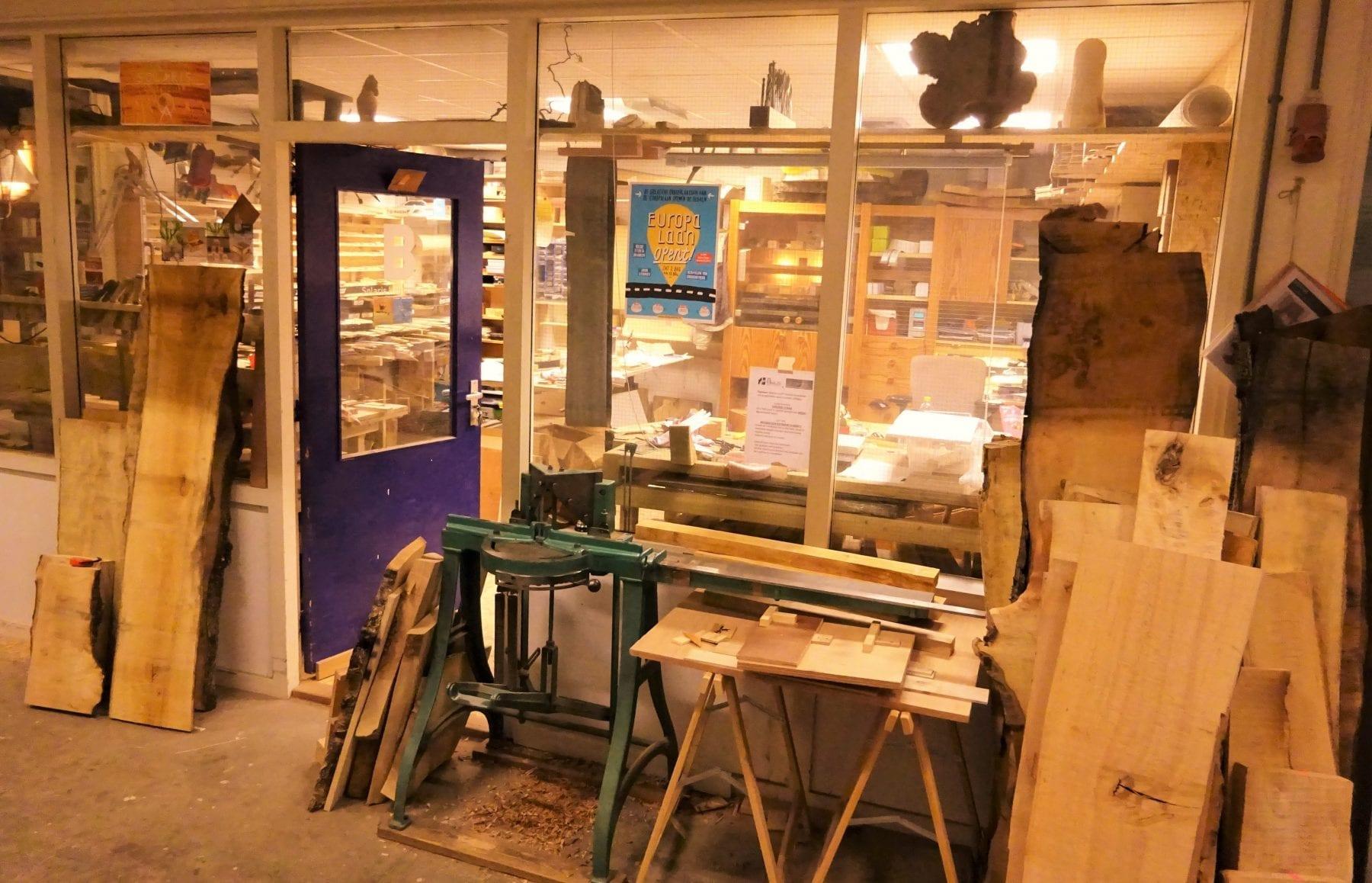 Atelier Robin Wood
