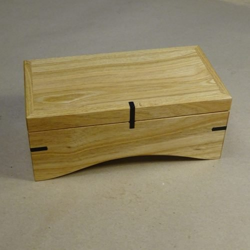 Music box of wood