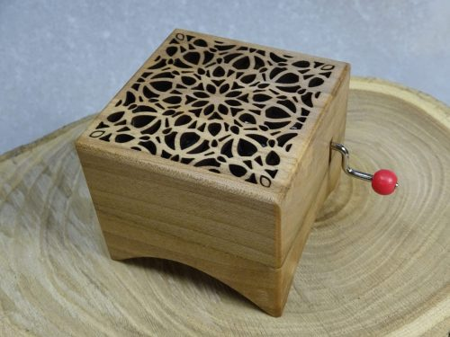 Mandala music box