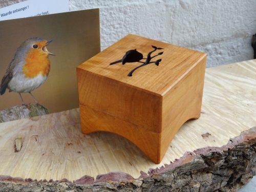 Music box city wood Arnhem