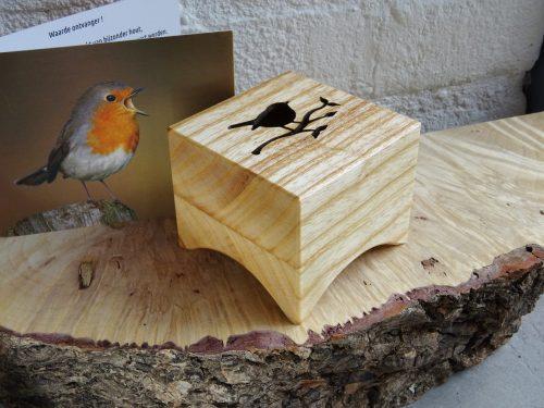 Music box Stadshout Amsterdam