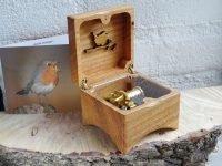 Music box Robin Opwind. Elm from Groningen (Noorderplantsoen)