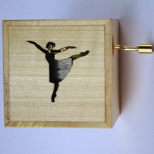 Muziekdoosje Ballerina