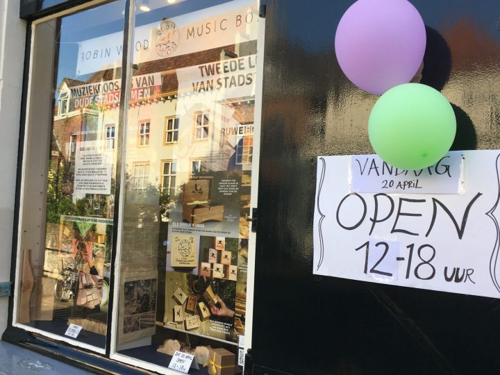 Open dag 14 september Amersfoort