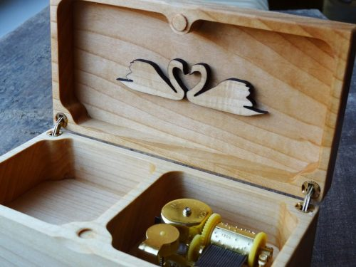 Music box Wedding