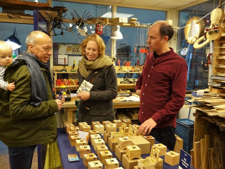 Utrecht made: Music boxes from wood from the city [INTERVIEW IN DUIC]