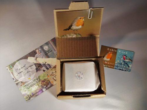 Wooden music box gift