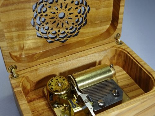 Music box Reuge