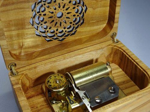 Music box Reuge