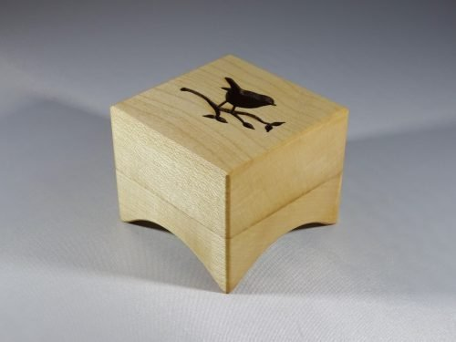 music box wood