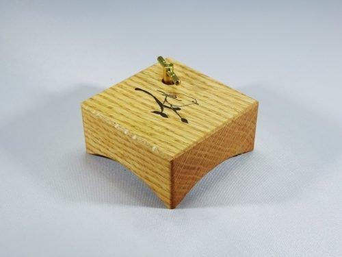muziekdoos Utrecht hout