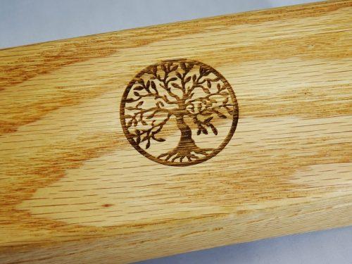 houten speeldoos