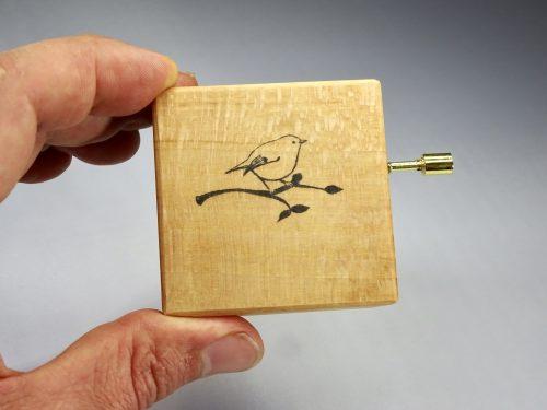 music box wood amsterdam