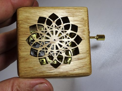 music box mandala