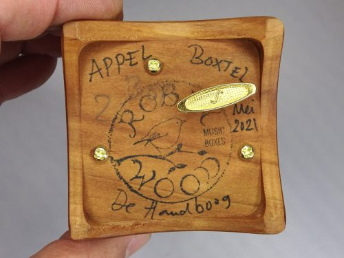 apple from Boxtel