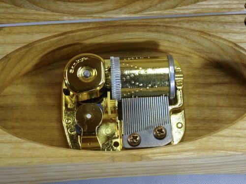 23 tone mechanism